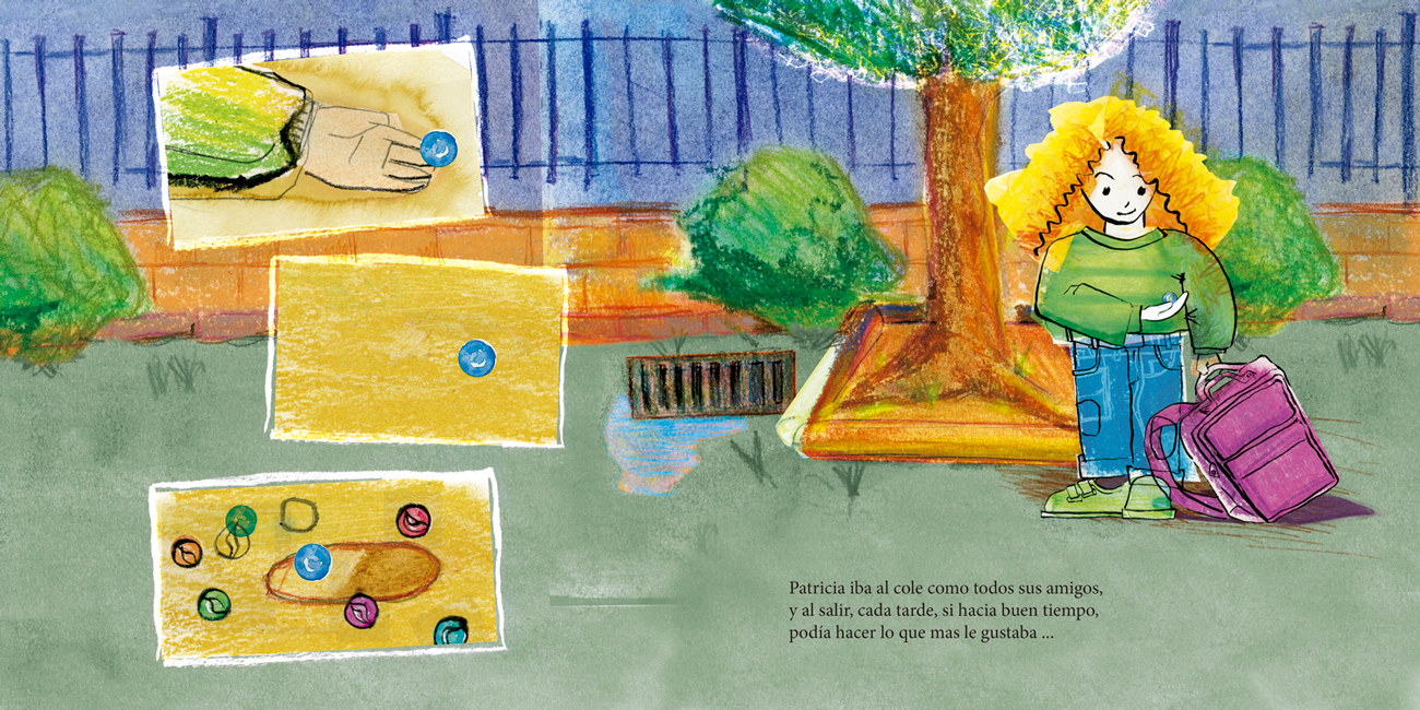 Cuento canicas 1
