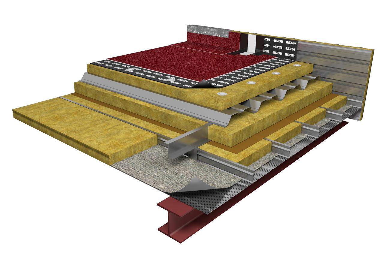 Ilustración técnica para el mundo de la construcción.