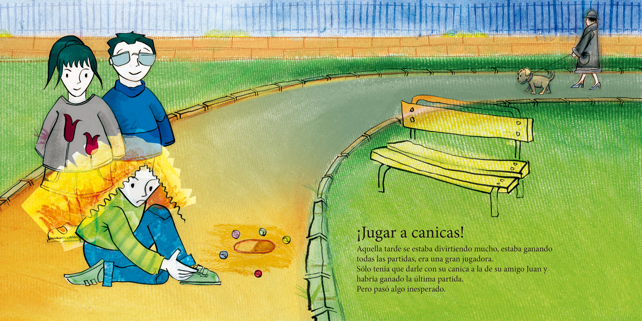 Cuento canicas 2