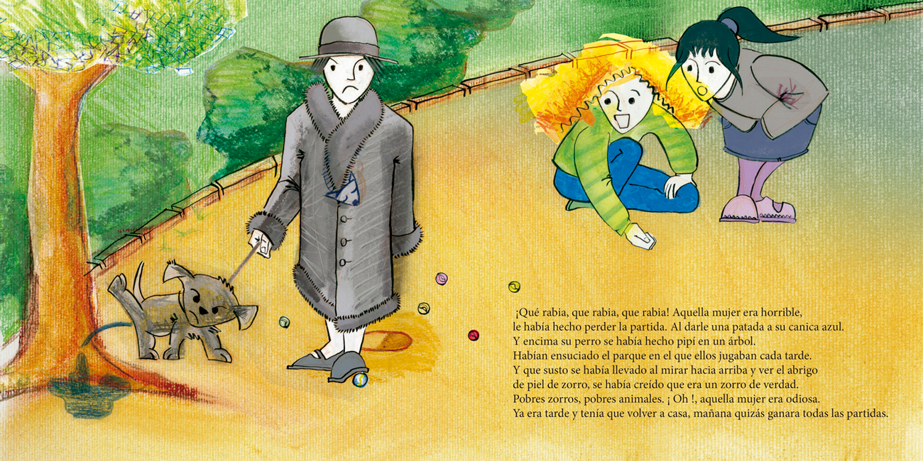 Cuento canicas 3